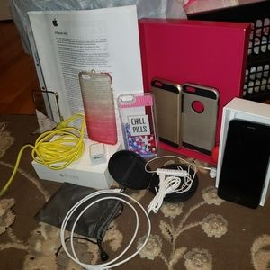 Apple iPhone 6 & Accessories (LOT) - Great Deal!!